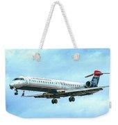 Regional Jet Weekender Tote Bag