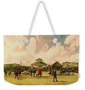 Rehoboth Beach In Fall Weekender Tote Bag