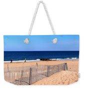 Rehoboth Beach Panorama Weekender Tote Bag