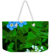 Rejoice The Dawn Weekender Tote Bag