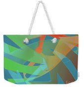 Relationship Dynamics Weekender Tote Bag
