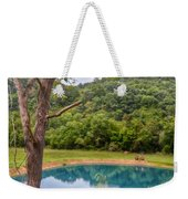 Relax And Sit A Spell Weekender Tote Bag