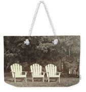 Relax On The Cape Weekender Tote Bag