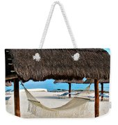 Relaxation Defined Weekender Tote Bag