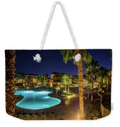 Relaxation Vacation Weekender Tote Bag