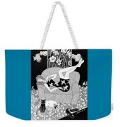 Relaxing #3 Weekender Tote Bag