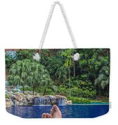 Relaxing Weekender Tote Bag