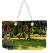 Relaxing In The Shade  Weekender Tote Bag