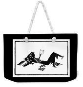 Relaxing With A Good Book Weekender Tote Bag