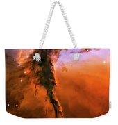 Release - Eagle Nebula 2 Weekender Tote Bag by Jennifer Rondinelli Reilly - Fine Art Photography