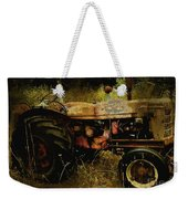 Relic In The Field Weekender Tote Bag