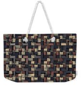 Relief N1 Chocolate Weekender Tote Bag