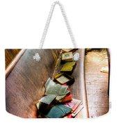 Religion Abandonded Weekender Tote Bag