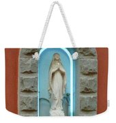 Religious Icon Mary Weekender Tote Bag