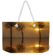 Remains Of The Day Weekender Tote Bag by Jacky Gerritsen
