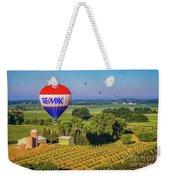 Remax Hot Air Balloon Ride Weekender Tote Bag