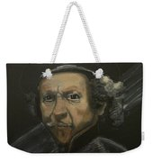 Rembrandt And Colour Weekender Tote Bag