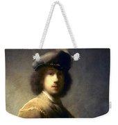 Rembrandt Van Rijn Weekender Tote Bag