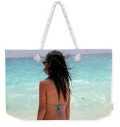 Remember Me Mones Weekender Tote Bag