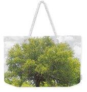 Remember The Trees Weekender Tote Bag