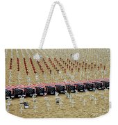 Remembering Weekender Tote Bag