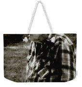 Remembering Hard Times Weekender Tote Bag