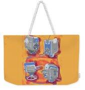 Remembering Television Weekender Tote Bag