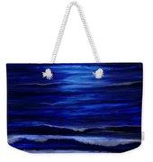 Remembering The Waves Weekender Tote Bag