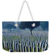 Remembering Walt Bem Weekender Tote Bag
