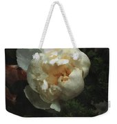 Remembrance In White Weekender Tote Bag