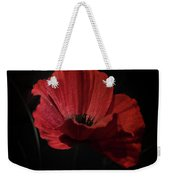 Remembrance Poppy 1 Weekender Tote Bag