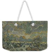 Reminiscence Of Brabant Saint Remy De Provence March - April 1890 Vincent Van Gogh 1853  1890 Weekender Tote Bag