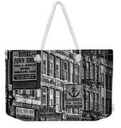 Remnants Of The Past Weekender Tote Bag