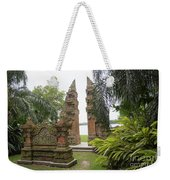 Remnants Of The Past Jefferson Island  Weekender Tote Bag