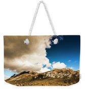 Remote Rural Roads Weekender Tote Bag