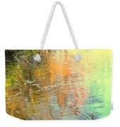 Removing All Illusions Weekender Tote Bag