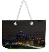 Renaissance At Night Weekender Tote Bag