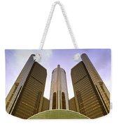 Renaissance Center Weekender Tote Bag