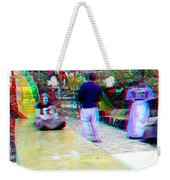Renaissance Slide - Use Red-cyan 3d Glasses Weekender Tote Bag