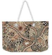 Renaissance Tangle Art Weekender Tote Bag