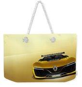 Renault Sport Spider 4k Weekender Tote Bag