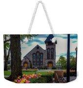 Renewal Weekender Tote Bag by Kendall McKernon