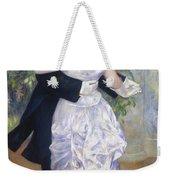 Renoir: Town Dance, 1883 Weekender Tote Bag