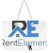 Rent Element Furnished Apartments Weekender Tote Bag