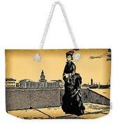 Renuar Peterburg Collage Weekender Tote Bag