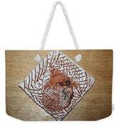Repose- Tile Weekender Tote Bag