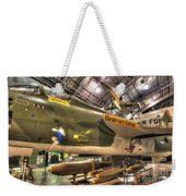 Republic F-105 Thunderchief Weekender Tote Bag