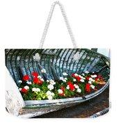 Repurposed Boat Weekender Tote Bag
