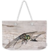 Rescued Dragonfly Weekender Tote Bag