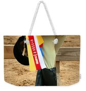 Reserve Champion Weekender Tote Bag